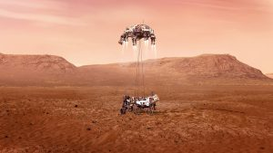 NASA's Search for Signs of Life Perseverance Rover Successfully Lands On Mars