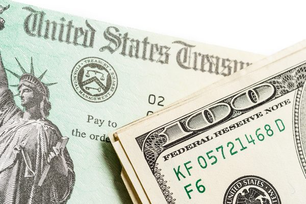 Stimulus Payment Check